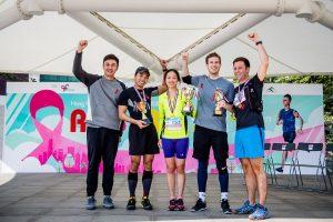 AIDSFreeRun_FUN Run Winner Group Photo